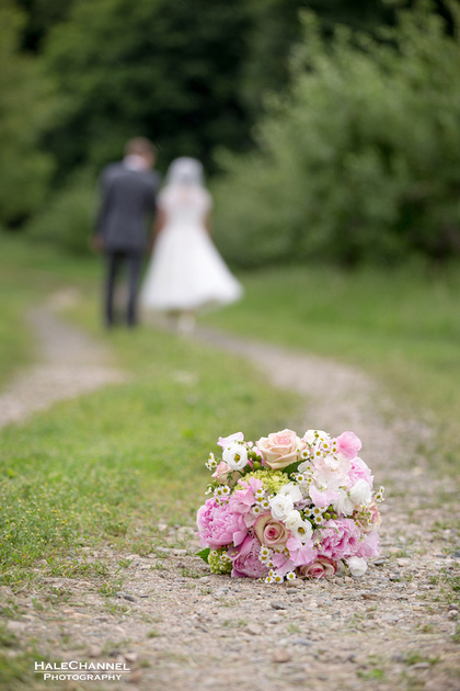 wedding at quonquont farm
