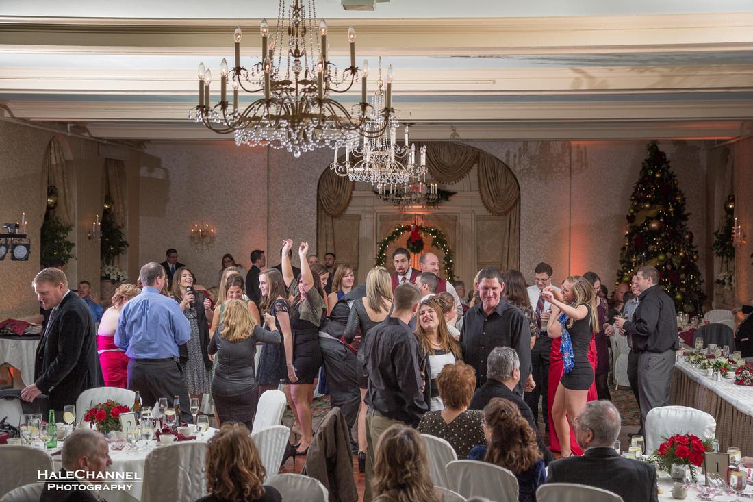 hotel northampton wedding
