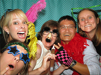 Western MA Photobooth rentals - Springfield photo booth