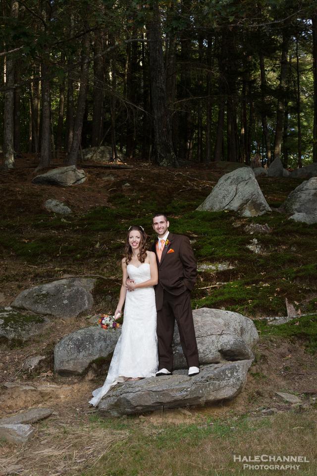 Hartman's Herb Farm Wedding