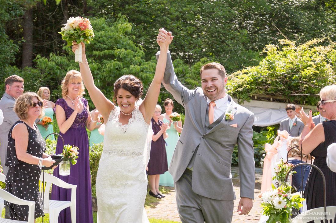 Hartman's Wedding Ceremony