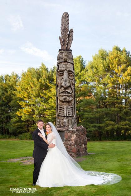 barney forest park wedding