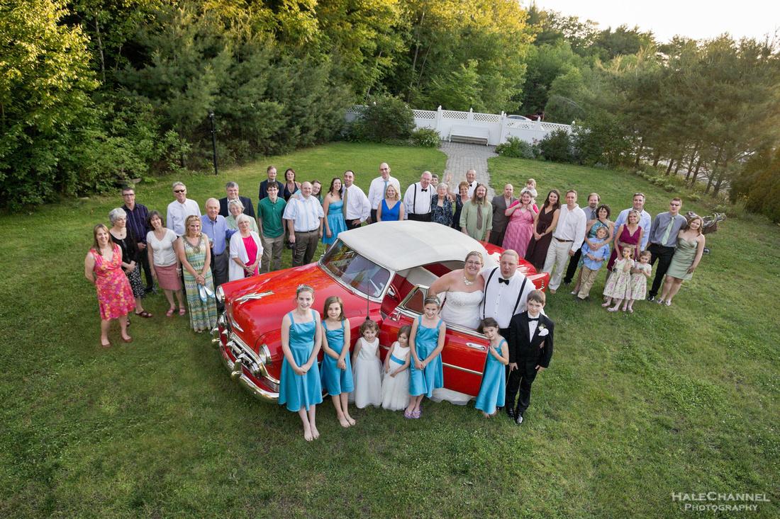 Hartman's Events weddings